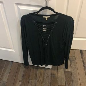 NWT! Long sleeved blouse!